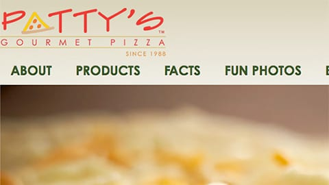 Patty's Gourmet Pizza